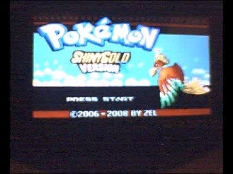 Pokemon Gold On PSP {NEW}