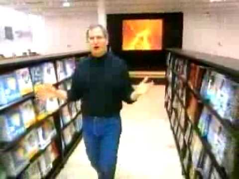 Macworld New York 2001-The Apple Retail Store Introduction