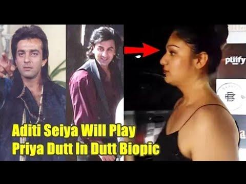 Xxx Mp4 Actress Aditi Seiya Will Play Priya Dutt In Dutt Biopic Sanjay Dutt Sister 3gp Sex