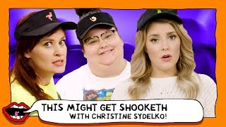 OLD VS NEW YOUTUBERS ft. Christine Sydelko with Grace Helbig & Mamrie Hart