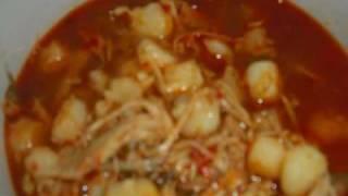 Tamika S Chicken Pozole