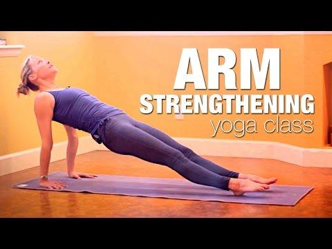 Arm Strengthening Yoga Class - Five Parks Yoga
