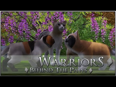 A New Clan's Camp! Creating MeadowClan's Territory! • Warrior Cats: Behind-the-Paws