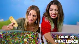 ORBEEZ CHALLENGE!!!