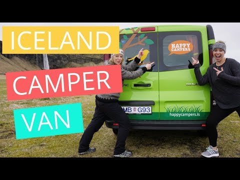 5 Reasons to Rent a Camper van in Iceland