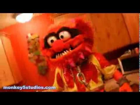 Animal - Muppets Cosplay Costume
