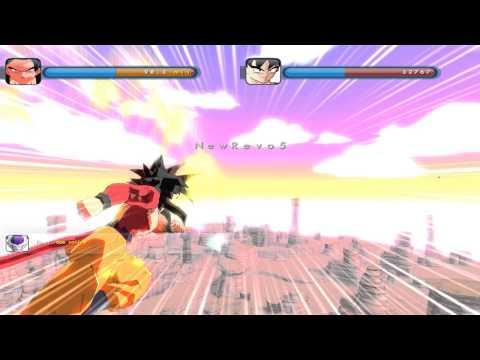 Dragon ball Z Online sandbox game