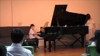 Ng Jing Rui Play Feeling Spiffy Duet & Popeye the Sailor Man