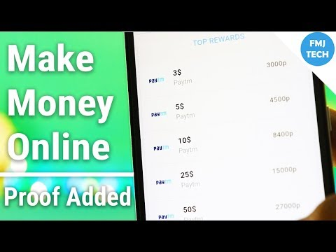 Make Money Easily On Android & iOS + Proof Added !! 😎