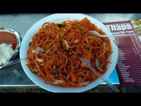 Singapuri noodles ||Karkardooma part 1||