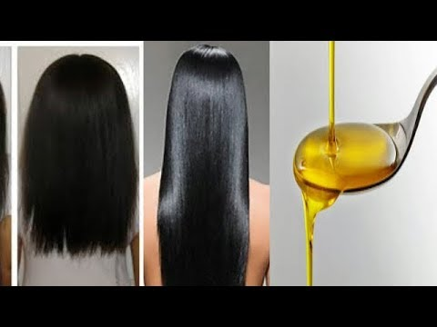 HOW TO GROW HAIR FASTER |GROW LONG THICK HAIR NATURALLY WITH HOMEMADE HERBAL HAIR OIL