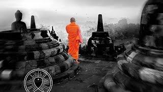 Buddhist Meditation Music for Positive Energy: Buddhist Thai Monks Chanting Healing Mantra