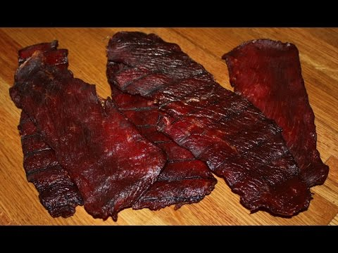 How to make beef Jerky - NuWave Oven