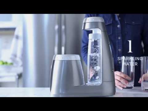 The Bonne O Carbonated & Mixed Beverage Maker | Williams-Sonoma