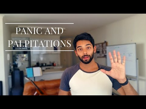 5 Ways to Handle: Panic and Palpitations