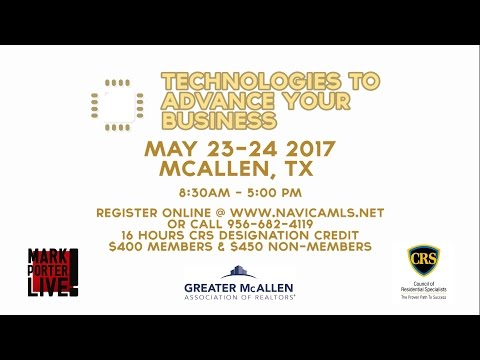 CRS 206 Technologies to Advance Your Business in McAllen, TX!