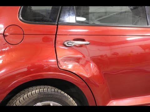 How To Fix Any Car Dent and Paint in 3 Minutes