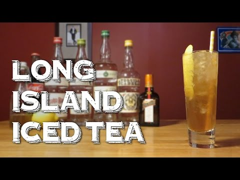 Long Island Iced Tea - How to Elevate this Classic Cocktail with Vodka, Gin, Rum & Tequila