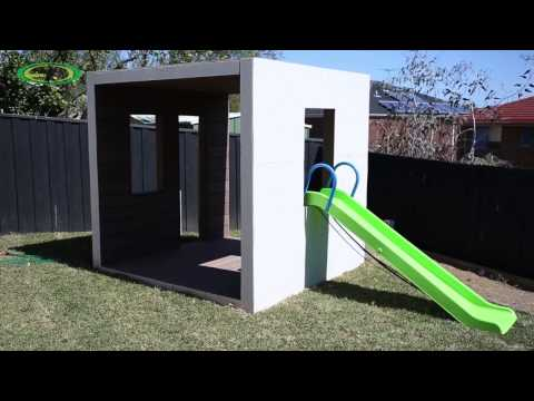 Futurewood CleverDeck Cubbyhouse! HD