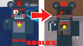 I Become An Animatronic In Roblox Showmans Rebooted