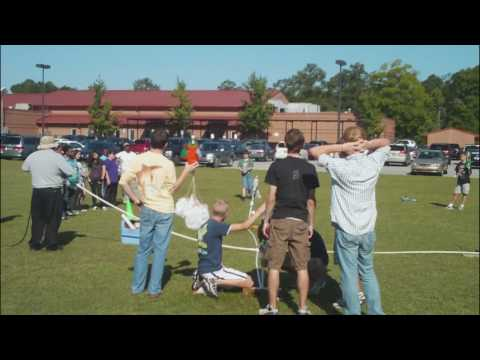 EPIC FAIL Westview Middle 8th Grade Science Bottle Rockets