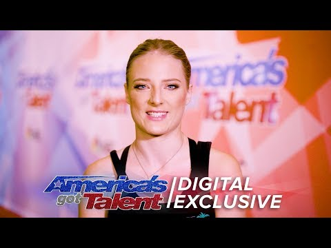 Sara Carson Shares A Heartfelt Thanks To AGT Fans - America's Got Talent 2017