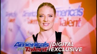 Sara Carson Shares A Heartfelt Thanks To AGT Fans - America