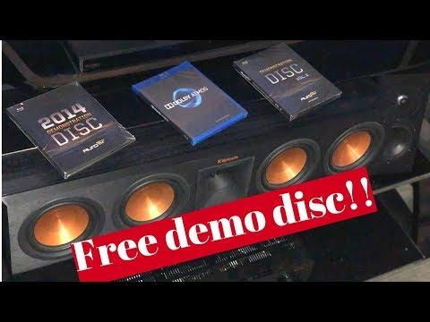 FREE AURO-3d DEMO DISC!?! Here's how...
