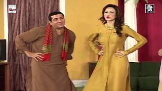 MENU KANJAR BANAON AAI EN DEEDAR ZAFRI KHAN - LATEST COMEDY STAGE DRAMA CLIP - HI-TECH PAKISTANI