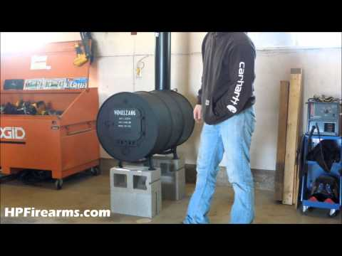 Vogelzang 55 Gallon Barrel Woodstove by HPFirearms
