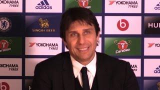 Chelsea 4-2 Stoke - Antonio Conte Full Post Match Press Conference