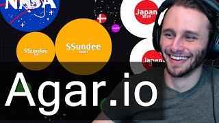 Agar.io | Eating North Korea?.. [1]