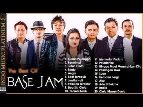 Download BASE JAM - Koleksi Lagu Terbaik Sepanjang Karir Base Jam - HQ Audio!!! MP3 Gratis