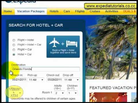 Expedia.com Hotel plus Car Reservations