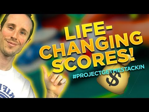 How to turn your Satellite Wins into Lifechanging Scores! #ProjectGetMeStackin
