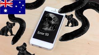 Apple FINED MILLIONS for misleading customers on Error 53 in Australia