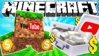 IF YOUTUBE BOUGHT MINECRAFT