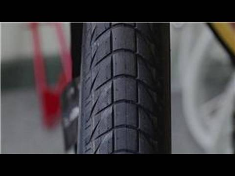 Bicycle Equipment : Types of Bicycle Tires
