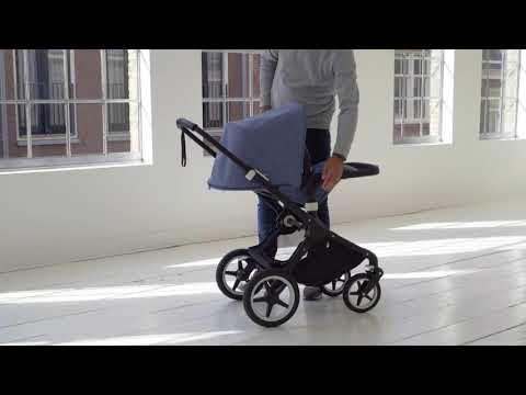 Reclinable and reversible seat | Bugaboo Fox