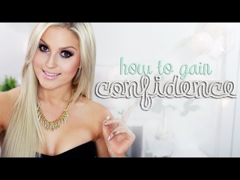 How To Gain Self Confidence ♡ Shaaanxo Advice