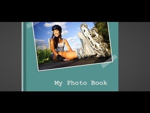PhotoBook App iPhone App Review Demo and Walkthrough