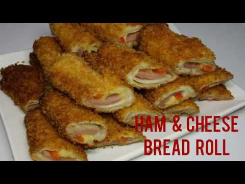 Ham and Cheese Bread Roll