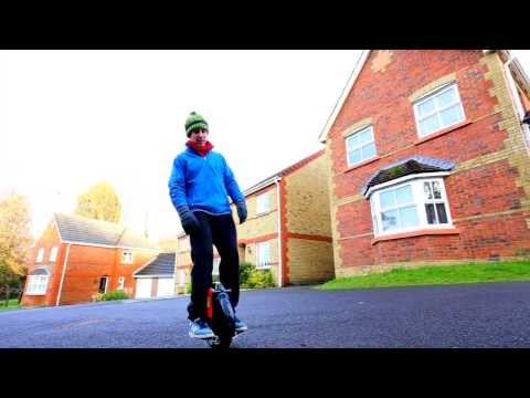 Airwheel Electric unicycle starter video