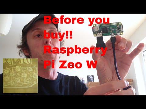 Before you buy! $10 Raspberry Pi Zero W Amazon Alexa AI review. Pro & cons!