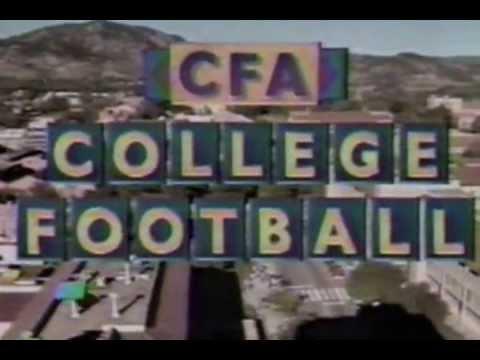 Colorado Buffalo Football 1989