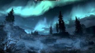 Skyrim Gameplay - Archer versus Stunt-performing Dragon