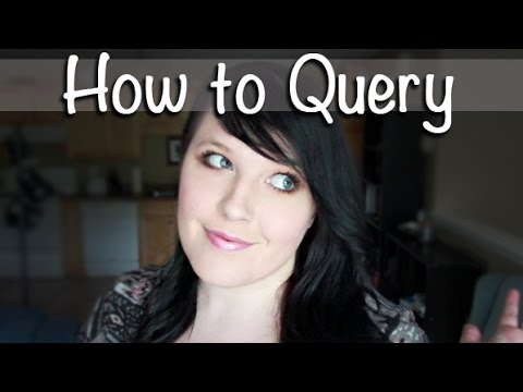 How to Query your Novel