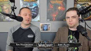 Battle for Azeroth Live Developer Q&A - 1/30/2018