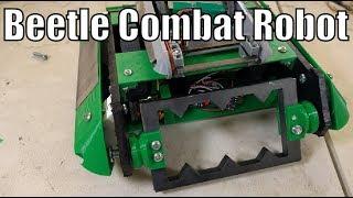 1.36kg Combat Robot Build