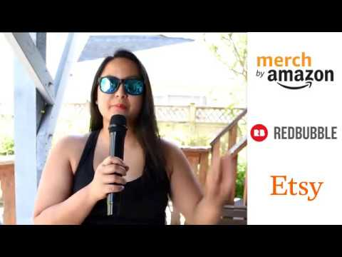 Merch by Amazon [Update 47]: Merch by Amazon vs Redbubble vs Etsy and Printful